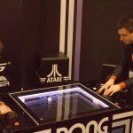 Atari Pong Game