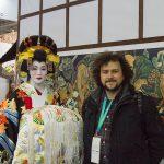 Kabuki Dancer ICE 2018
