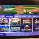 Buzz Bingo EBT lobby