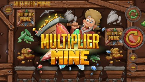 mine miner jewels cart