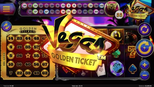 slot bingo vegas golden balls win wild seven chip cards pattern