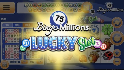 bingo, ladybug, dice, clover, horseshoe, lucky, slot, casino, gambling