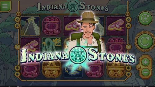 Indiana, adventure, pyramid, ancient, stones, slot, casino, gambling